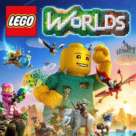 LEGO Worlds NSwitch
