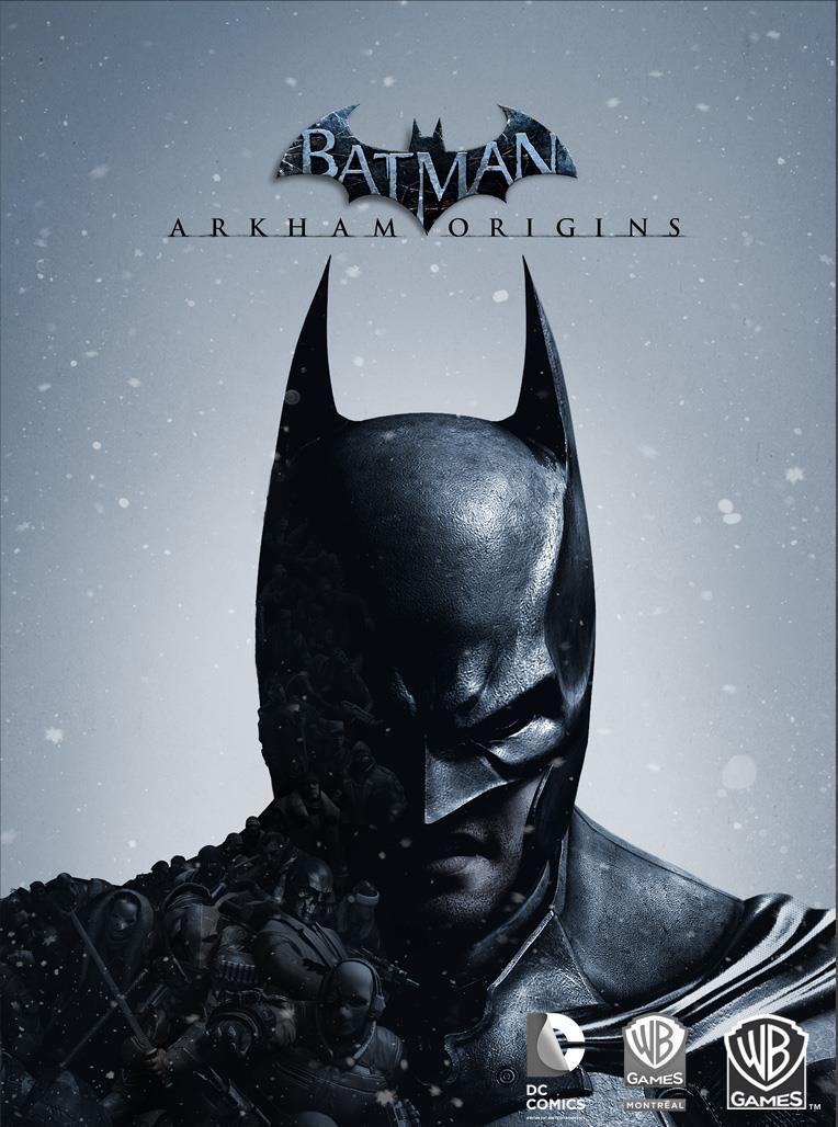 Batman Arkham Origins - PC klucz Steam