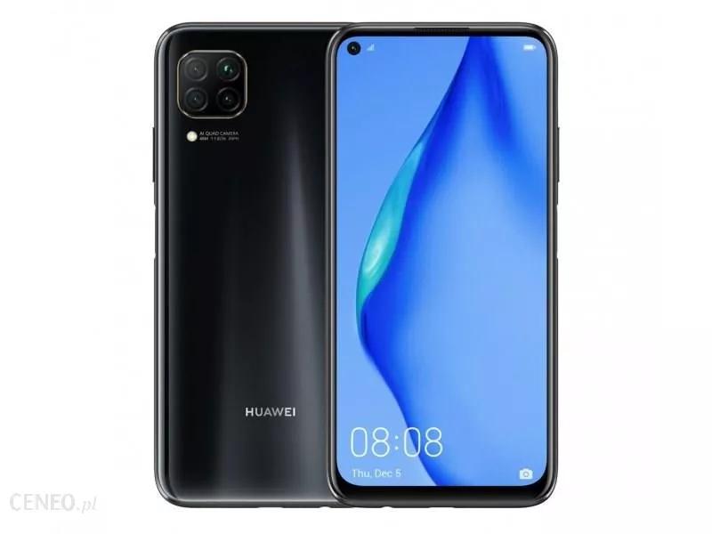 Huawei P40 Lite 128GB Dual SIM czarny