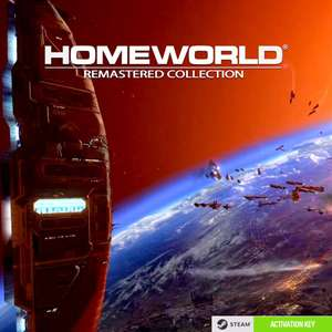 Homeworld: Remastered Collection (PC) Steam