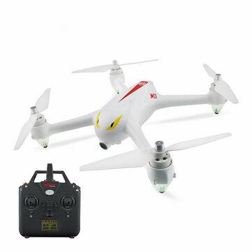 Dron MJX Bugs 2C (kamera 1080p, 18min lotu, GPS, kontroler w zestawie) @ Banggood