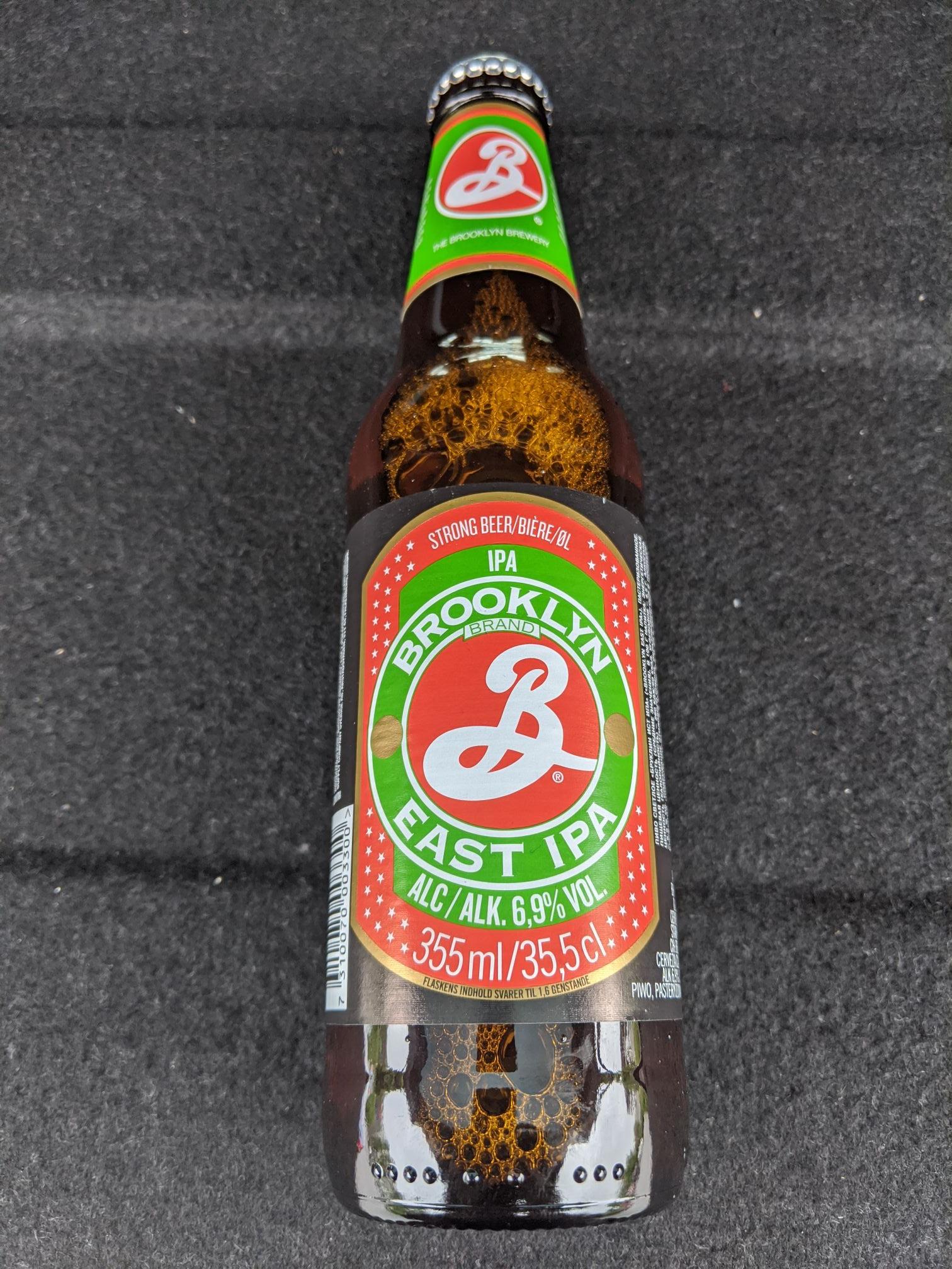 Piwo Brooklyn East IPA 355ml, 6,9% alkoh., TESCO SCC KATOWICE