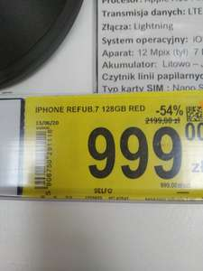 iPhone 7 Carrefour