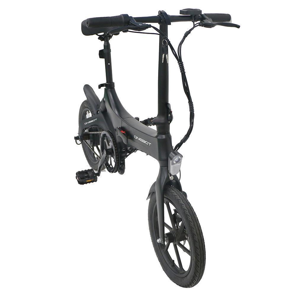 Elektryczny składany rower Onebot S6 z wysyłką z Polski @Dhgate