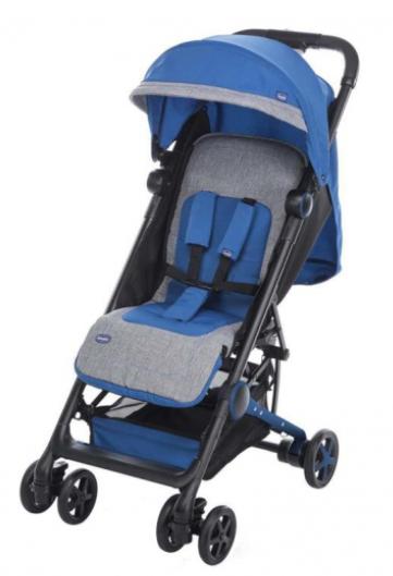Rabaty na wózki, foteliki i inne produkty, np. wózek Chicco Miinimo Power Blue