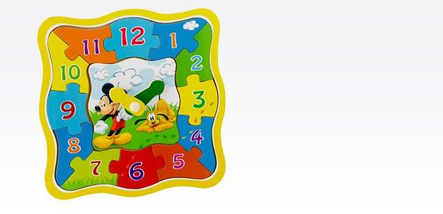 Drewniane zabawki edukacyjne za 12,99zł @ Biedronka