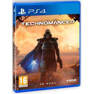 PS4 Technomancer @MediaExpert