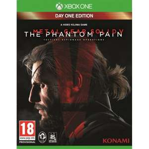 Metal Gear Solid V Phantom Pain Xbox One za 77,40 zł