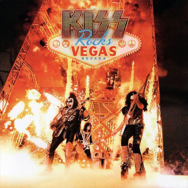 Kiss koncert na żywo z Las Vegas Hard Rock Hotel do obejrzenia bądź pobrania za darmo