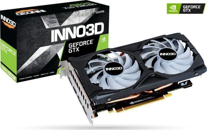 Inno3D GeForce GTX 1660 SUPER Twin X2 OC RGB 6GB