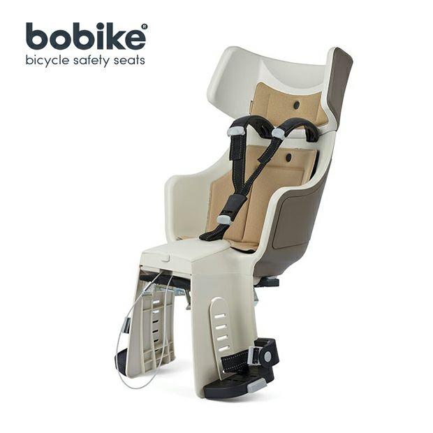 Fotelik rowerowy na tył Bobike Maxi Tour - GoTravels.pl