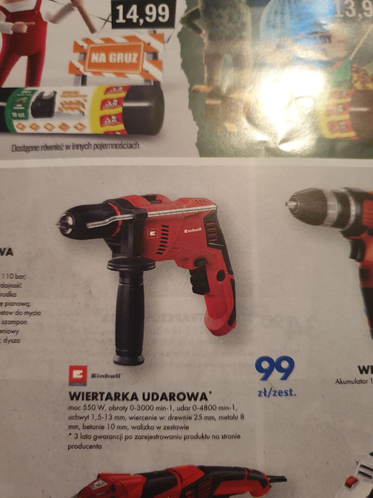 Wiertarka Einhell TE-ID 500 E