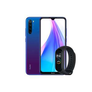 Redmi Note 8T 4/64 + Mi Smart Band 4