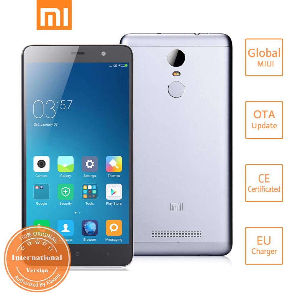 Xiaomi Redmi Note 3 Pro (Oficjalna globalna wersja) - 3 GB RAM - 32 GB ROM @Geekbuying