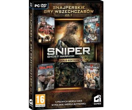 Sniper Ghost Warrior + 4 dodatkowe gry @ x-kom.pl