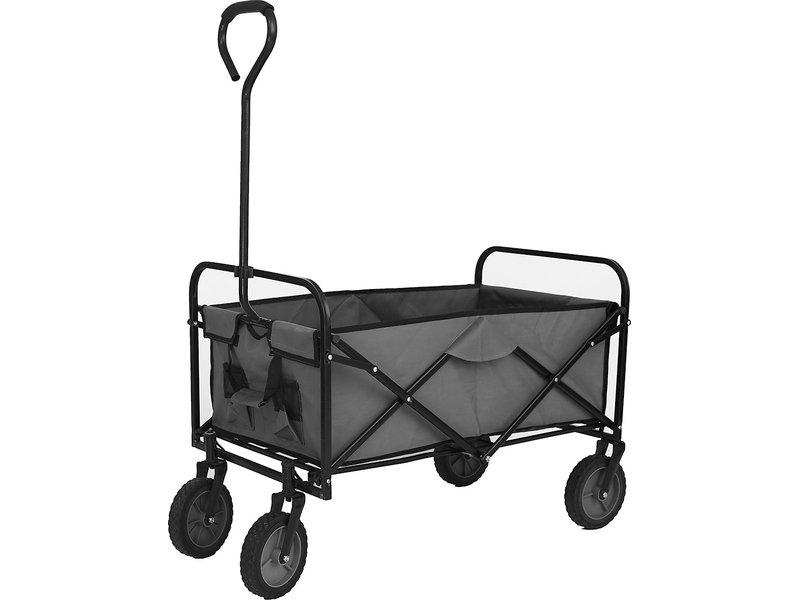 Wózek plażowy/transportowy/ogrodowy, składany, 70 kg, OBI