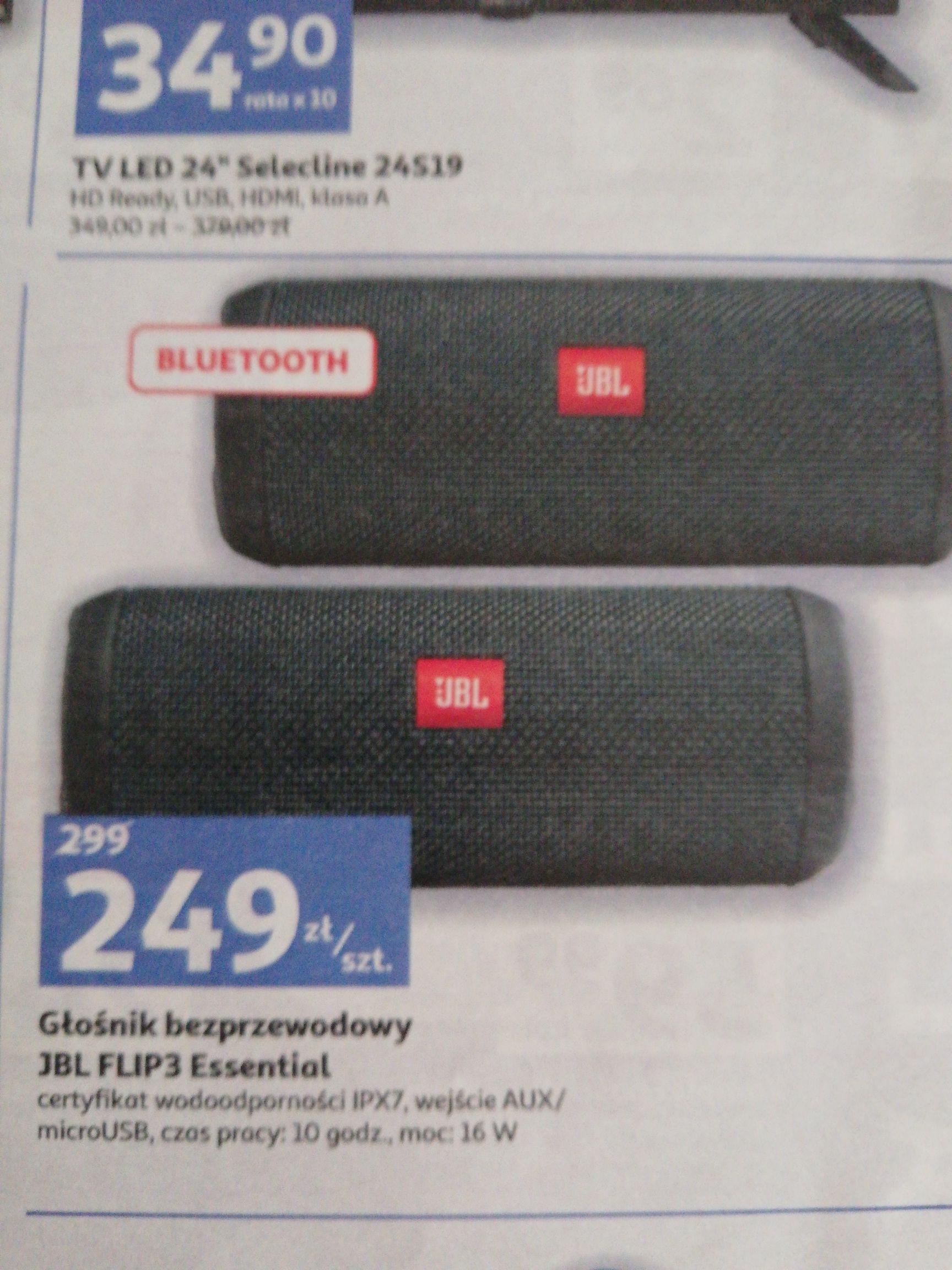 JBL Flip Essential głośnik bezprzewodowy Auchan