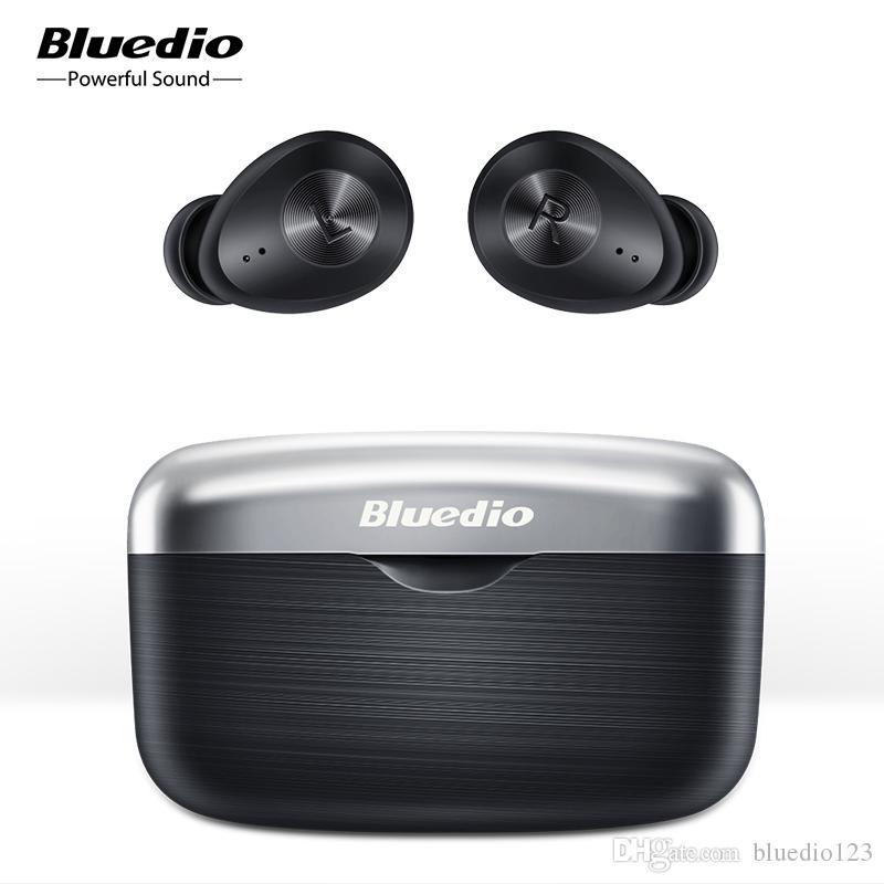 Słuchawki Bluetooth TWS Bluedio Fi @DHgate