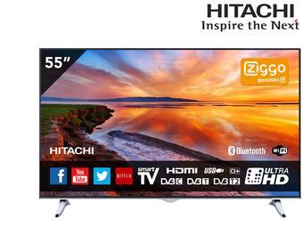 "Telewizor Hitachi 55HGW69 55"" UHD Smart TV"