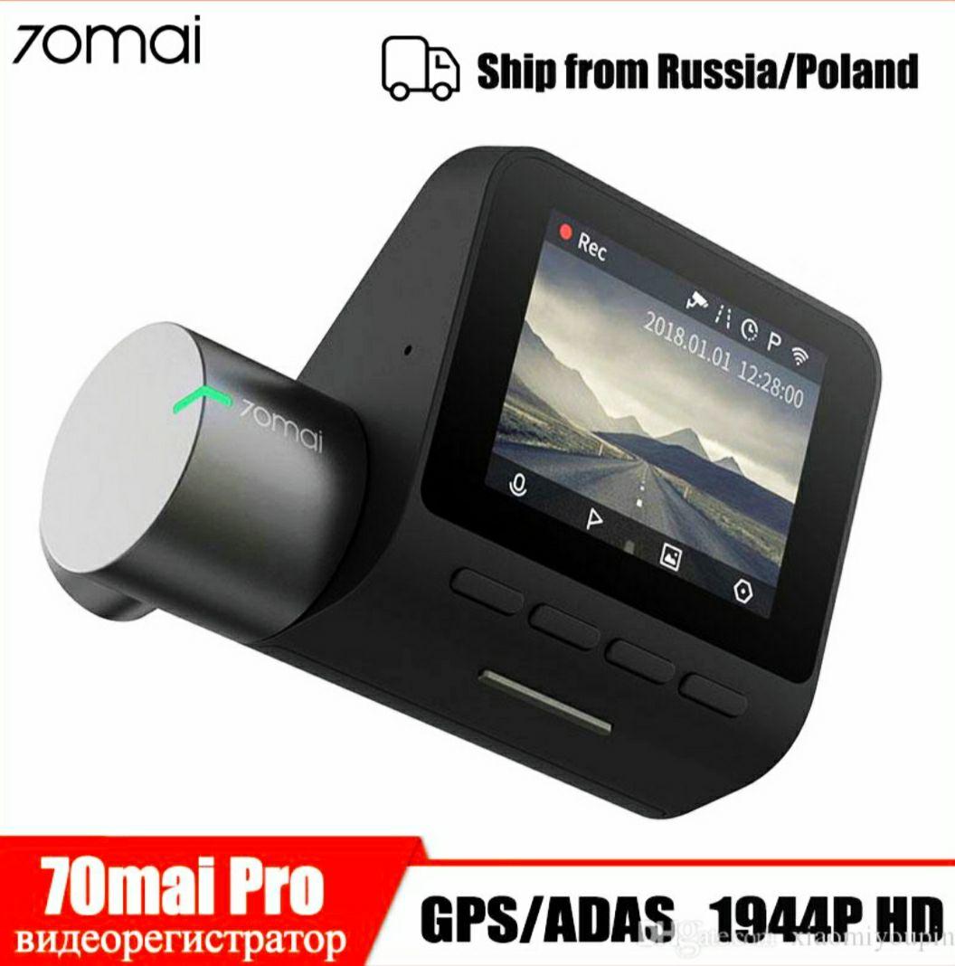 Xiaomi 70mai Dash Cam Pro 43.99$