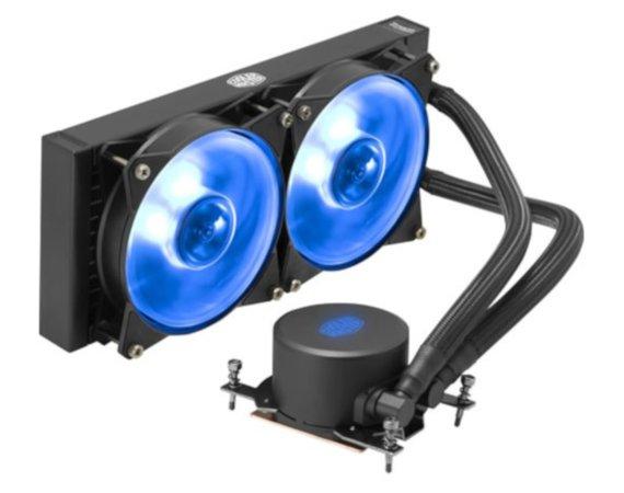 Cooler Master Chłodzenie wodne MasterLiquid ML240 RGB TR4 Edition w sklepie alsen