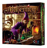 Alchemicy - gra planszowa (z rabatem 10 zł przy zapisaniu się do newslettera)