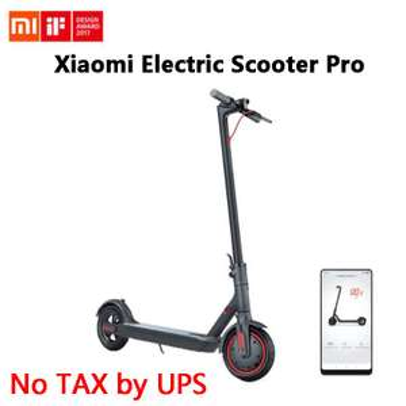 Hulajnoga elektryczna Xiaomi Scooter M365 Pro z wysyłką bez VAT @ DHgate