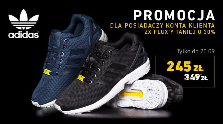 Buty Adidas ZX-Flux za 245zł @ Eastend
