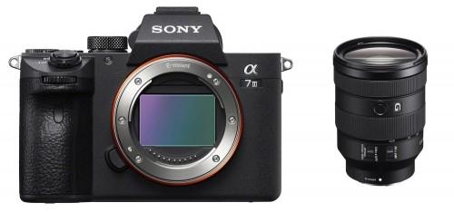 Sony A7 III + obiektyw 24-105 mm f/4 G + w OPISIE dodatkowe zniżki