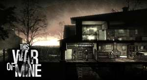 This War of Mine 73% taniej. Android