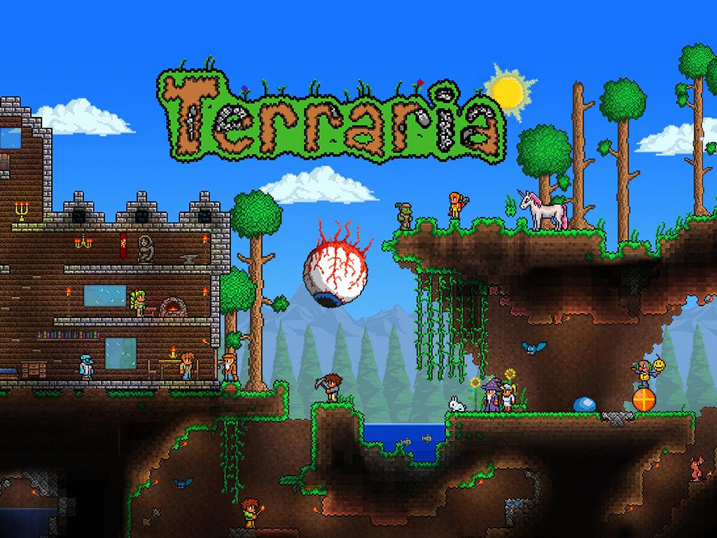 Terraria 60% Taniej. Android