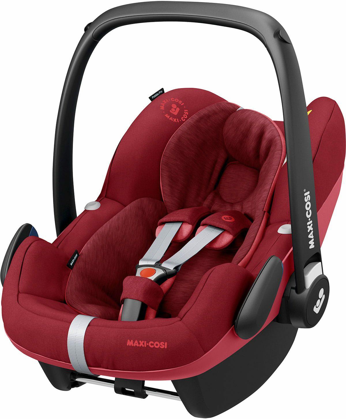 Fotelik samochodowy - Maxi Cosi Pebble Pro i-Size - Essential Red