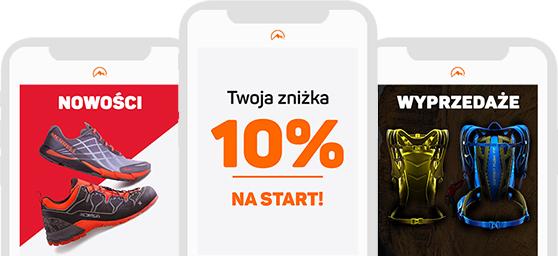 10% ZNIŻKI! - Zapisz się do newslettera i zgarnij zniżkę na start!