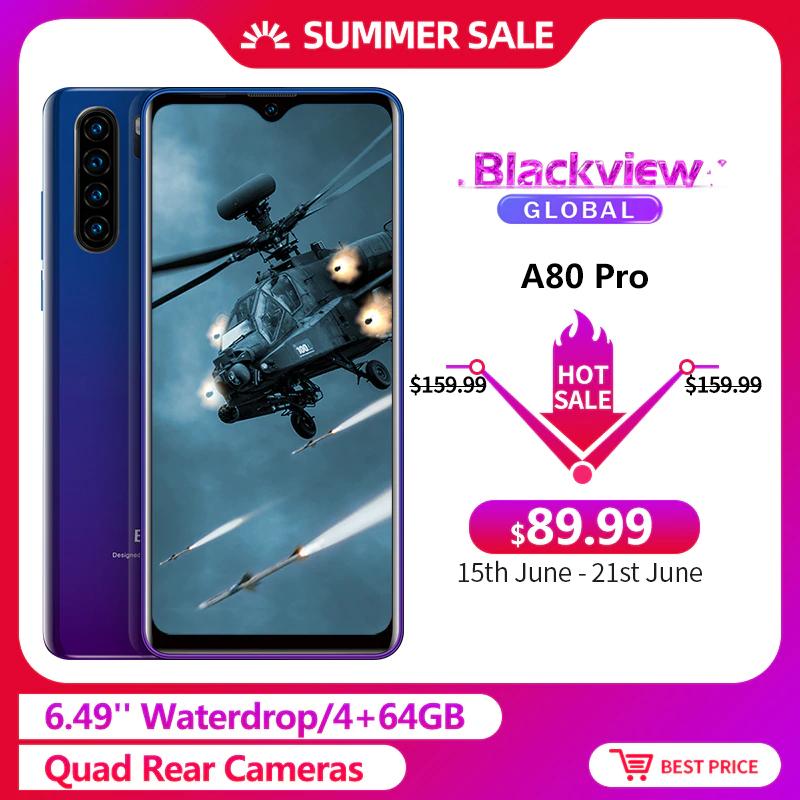 Blackview A80 Pro 89.98USD