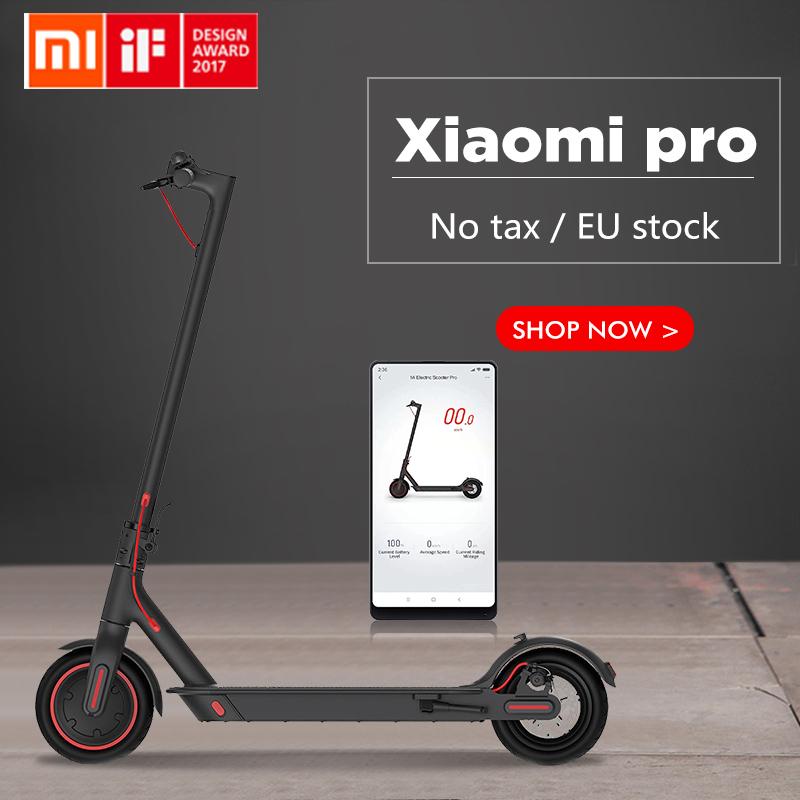 Xiaomi Mijia M365 Pro @Aliexpress