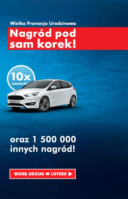 Loteria ORLEN za 250pkt VITAY (10gr/1l taniej VERVA)