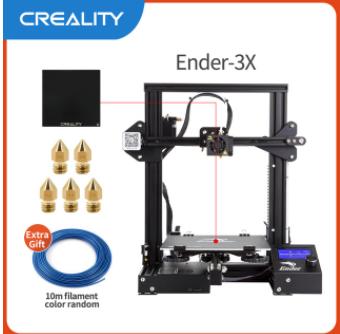 Drukarka 3D Creality Ender 3-X wysyłana z Czech @AliExpress