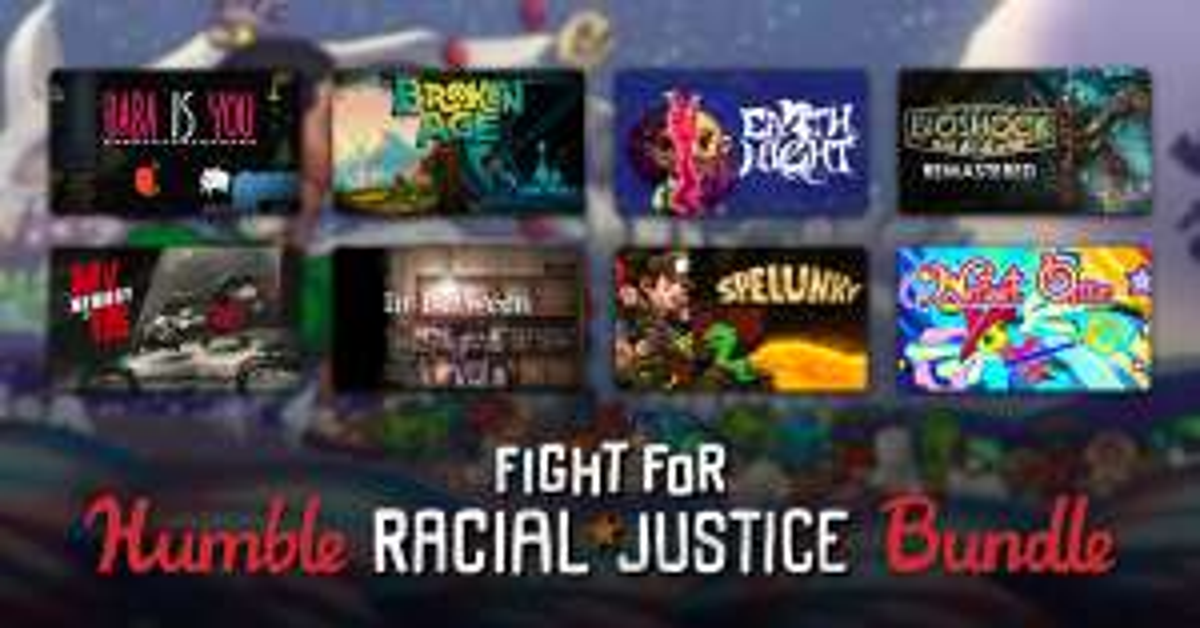 Miesiąc za darmo Humble Choice (9 gier do wyboru na stałe) + Gry o wartości 4800zł za min.120zł na Steam'a. Min. FM2020, NBA 2K20