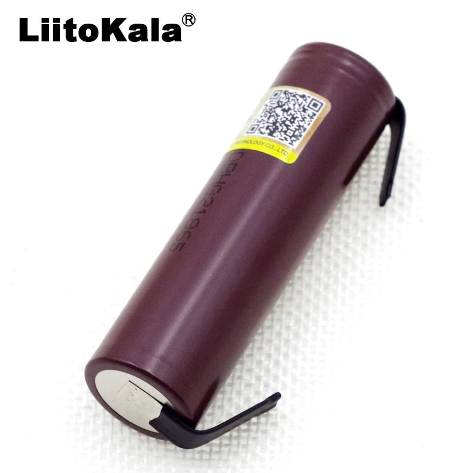 Liitokala HG2 18650 3000mA cena za 10 szt