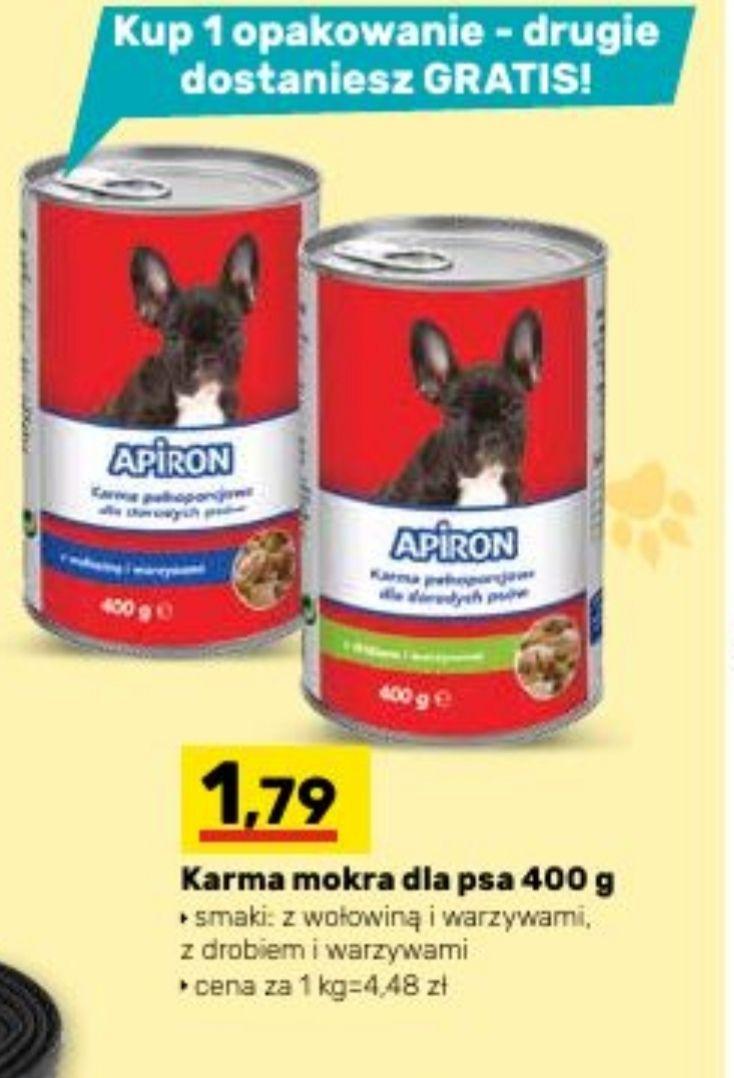 Karma mokra dla psa 400g