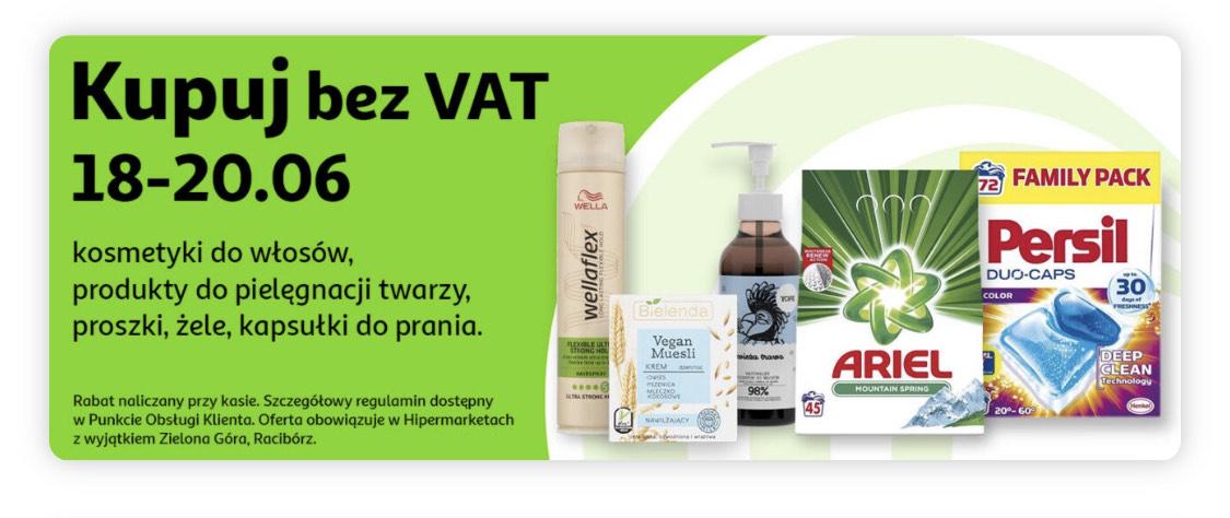 AUCHAN - Kupuj bez VAT