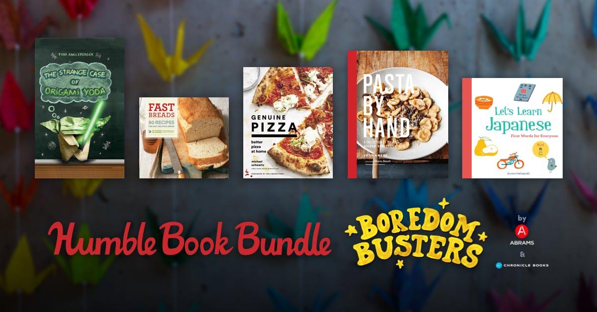 HUMBLE BOOK BUNDLE (20 ebooks)