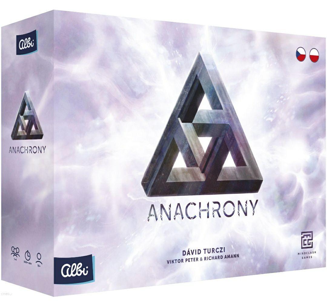 Gra planszowa Anachrony w Gandalf.pl