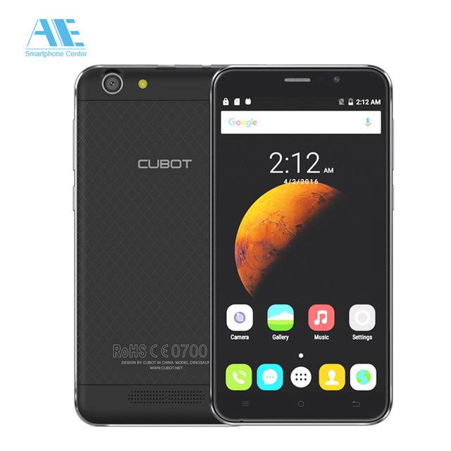 Cubot Dinosaur 5,5' 3GB RAM, 16GB ROM, Android 6.0, LTE z EU! @ Aliexpress