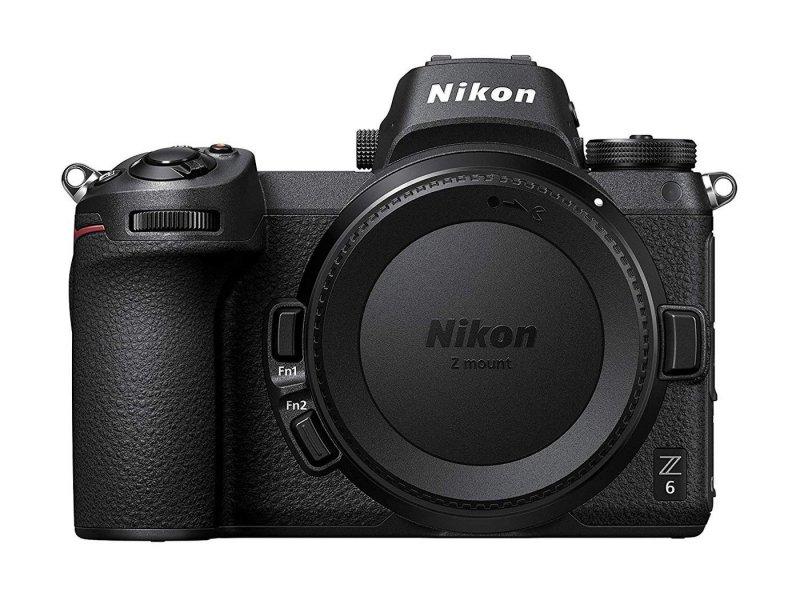 Nikon Z6 body + adapter FTZ