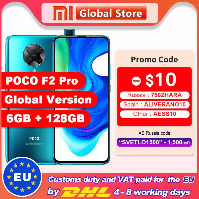Pocophone F2 Pro, 6/128GB, Global, wysyłka z EU