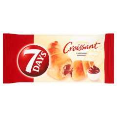 7 Days Croisaant z nadzieniem czekoladowym @ piotripawel