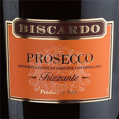 Prosecco Biscardo biedronka