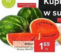 Arbuz kg @Carrefour