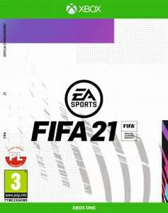 Fifa 21 Xbox One - Xbox series X (VPN)
